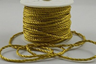 Rattail rope cord 2mm 3 lengths jewellery laces string satin shamballa kumihimo 2