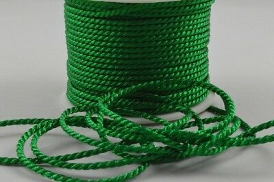 Rattail rope cord 2mm 3 lengths jewellery laces string satin shamballa kumihimo 4