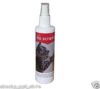 Petlife No Scratch! - 150ml Spray Help train cat kitten not to scratch furniture 2