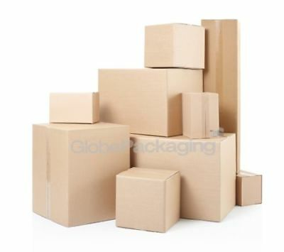 Brand New Single & Double Wall Cardboard Postal Boxes - Made From Recycled Paper 4