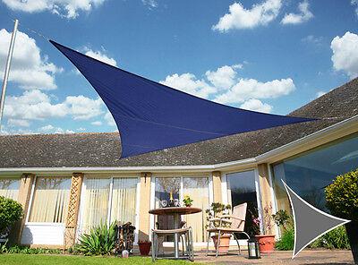 Kookaburra Shade Sail Water Resistant Sun Canopy Patio Awning Garden