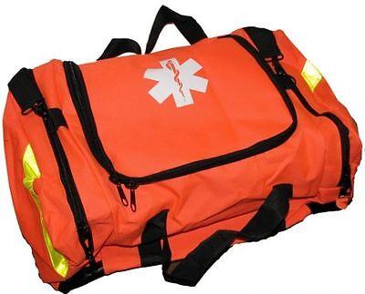 2 Of 3 First Responder Paramedic Trauma Emergency Medical Kit Fully Stocked New Bag