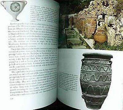 Ancient Greek Minoan Mycenaean Cycladic Islands Thera Art Frescoes Jewelry Masks 7