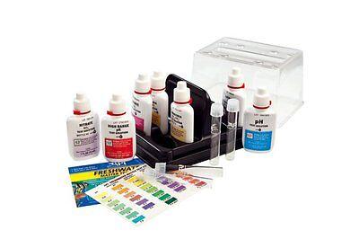 API Freshwater Master Test Kit Liquid pH Ammonia Nitrite Nitrate 2