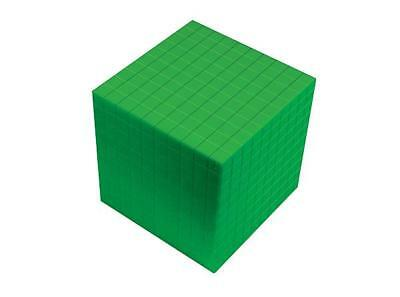 MAB Base Ten Maths Blocks Pack Plus Mat & Place Value Dice Teacher Resource 5