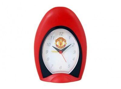 Manchester United FC Quartz Alarm Clock 2