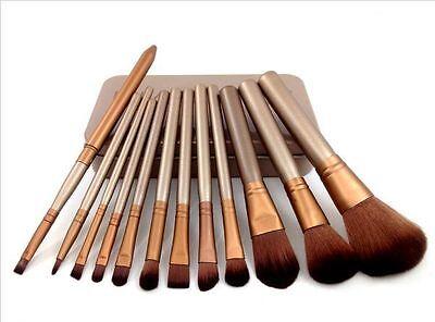 New 12pcs Makeup Cosmetic Brushes Set Powder Foundation Eyeshadow Lip Brush USA 3