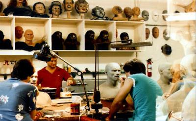 Arnold Schwarzenegger Terminator 1 SPFX Life Mask Bust 5