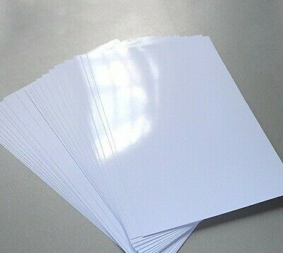 20 Sheets 180gsm A4 Gloss Photo Paper for Inkjet Printers Glossy Premium Quality 3