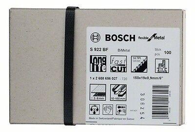 Bosch Säbelsägeblatt S 922 BF 2608656027 BIM geschränkt gefräst 150mm 100 tlg