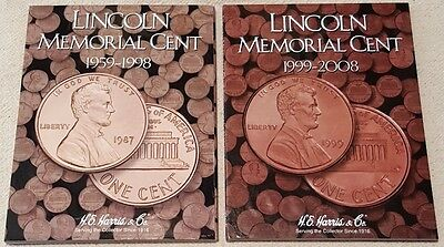 1959-2019 Lincoln Memorial Cent Collection P D S + Bu Wheat Penny & Proof 3