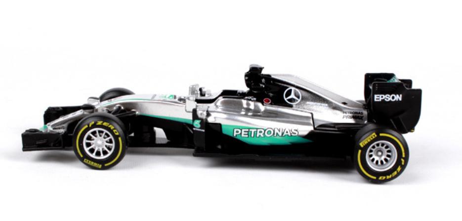 L Hamilton Mercedes F1 W05 #44 Weltmeister Malaysia GP F1 2014 1:43 Minichamps