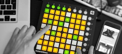 NEW NOVATION MK2 Performance Controller Launchpad Mini Japan With Tracking