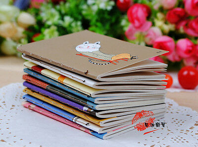 Cute design Mini Cartoon Datebook Diary Book Schedule Planner