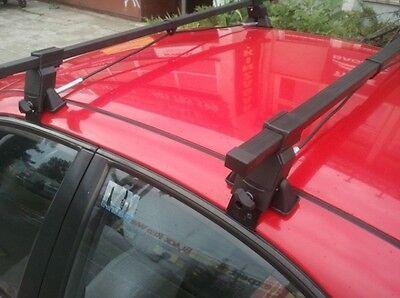 Roof Rack Bars TR AM-2 120cm Ford Escort Fiesta Focus Mondeo