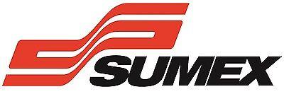 Sumex Anti Theft Locking Wheel Bolts Nuts + Key to fit Mitshubishi L200 (12x1.5) 6