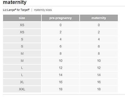 NEW Maternity Shorts Jean Denim Women's Liz Lange NWT Size Sz 299945 Summer