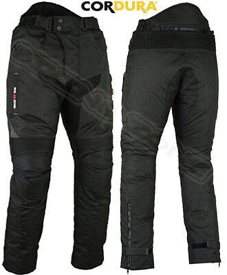 Black Hawk Mens Winter Ce Motorbike / Motorcycle Textile Jacket Trousers Suit 4