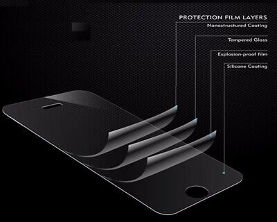 2-Pack Tempered Glass Screen Protector for For LG Q7 / Q7+ Plus 7