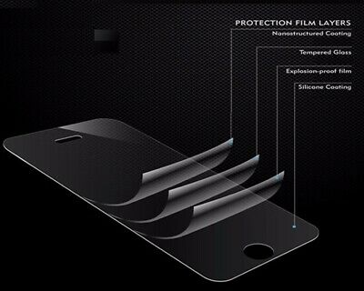 2-Pack Premium Tempered Glass Screen Protector For LG Stylo 4 7