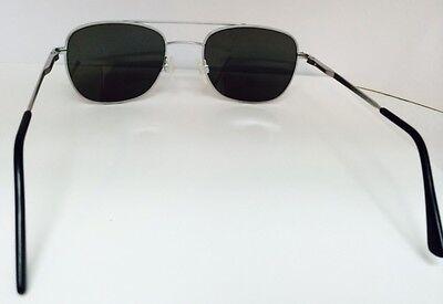 fef86be06f8 ... Authentic Military RANDOLPH ENGINEERING 52mm Aviator Sunglasses 6