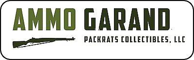 (12ea) M1 Garand Clips 8rd Enbloc NEW MILSPEC by US Govt Contr 30-06 use Clip