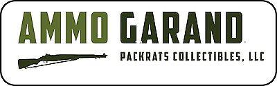 AmmoGarand M1 Garand Web Sling OD Green Cotton for USGI Rifle/Shotguns *US Made* 9