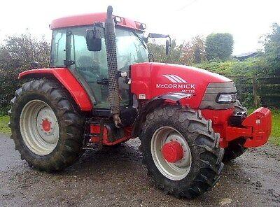 McCormick Tractor Case IH Water Pump MTX 110 120 135 150 175 J286277 J802970