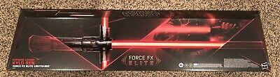 Star Wars Red Flame Blade Cover Supreme Leader Kylo Ren Lightsaber F. Fx Elite 12