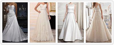 Wedding/Prom Ivory A Line Style 2 x Hoop Underskirt / Hoop / Petticoat~UK STOCK 2