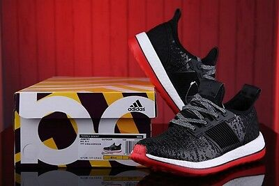 84b592369 3 of 5 GR BNWT Men s Adidas Originals Pure Boost ZG Prime Knit UK Sizes Y-3  Black