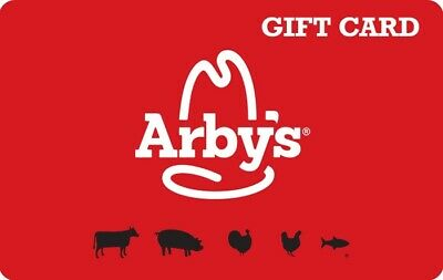 $100 in Arby's gift cards ($25x4) - No expiration - ships within 24h 2