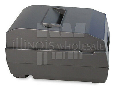Epson TM-U200B POS Printer Auto-Cut Dark Grey Serial Interface