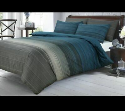 Luxury 100% Egyptian Cotton Printed Duvet Cover Sets Bedding Sets All Sizes 6