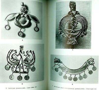 Ancient Greek Roman Jewelry Etruscan Minoan Crete Mycenaean Hellene RARE Classic 4