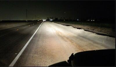 "Pair 7"" INCH LED Headlights Hi/Lo Beam DRL For Jeep Wrangler CJ JK LJ TJ Rubicon 6"