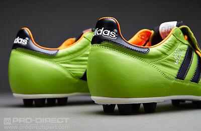 ... adidas Copa Mundial Samba Green Color Men s Made in Germany Soccer Shoes  NEW 13 4 aada2567b0e