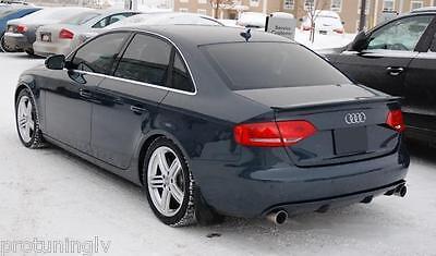 Audi A4 B8 08 11 Rear Bumper Diffuser Dtm S Line Lip S Line Abt