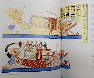 HUGE Seafaring in Ancient Egypt Ports Navy Red Sea Sailors Nile Delta Religion 8