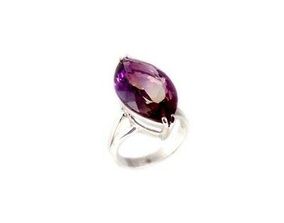 Gorgeous Ametrine Ring Medieval Scotland Gem Ancient Persian AmuletCamel Caravan 7