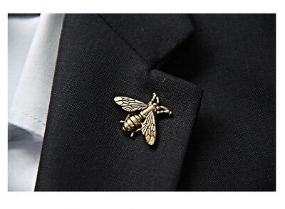 MAN BEE pin badge don/'t  look back anger  now only was £1.90 now £1.70