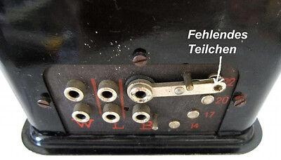 MÄRKLIN TRAFO 13465B Nostalgie Transformator Vorkriegsmodell Transformer vintage