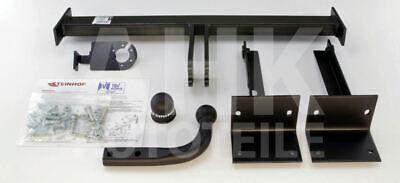Für Skoda Citigo 5-Tür ab 12 AHK starr für die Fahrradträger+ES 13p uni