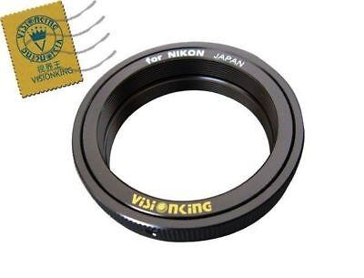 "1.25"" Variable Projection Camera Adapter astronomy Telescope Nikon DSLR Camera 2"