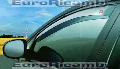 dal 2010 2 p Deflettori Aria Antiturbo Farad Nissan Evalia
