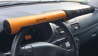 TOP Heavy duty steering wheel lock baseball bat lock CAR VAN MOTORHOME 2 keys 8