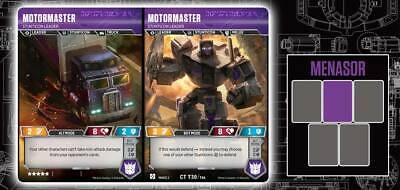 Transformers Rise of the Combiners ** 1x DREADWING SKY DESTROYER ** Card Set
