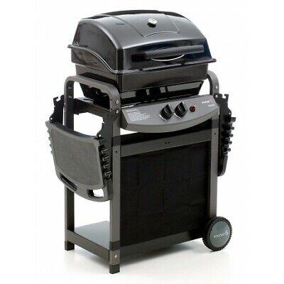 Barbecue A Pietra Lavica Saporillo Sochef Bbq Gas In Acciaio Griglia Nuovo 4