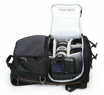 Lowepro Fastpack BP 250 AW II Photo Backpack Bag for Camera, New, BLACK 2