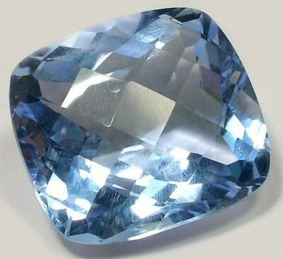 Handcrafted 32ct Topaz Dispels Medieval Enchantments 3 • CAD $289.79